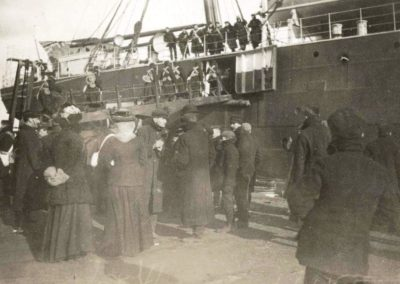 038-Embarkation-on-to-the-Victorian-Halifax-January-28-1902
