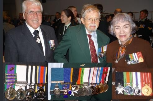A Man for All Seasons: Honorary Colonel Arthur Richard