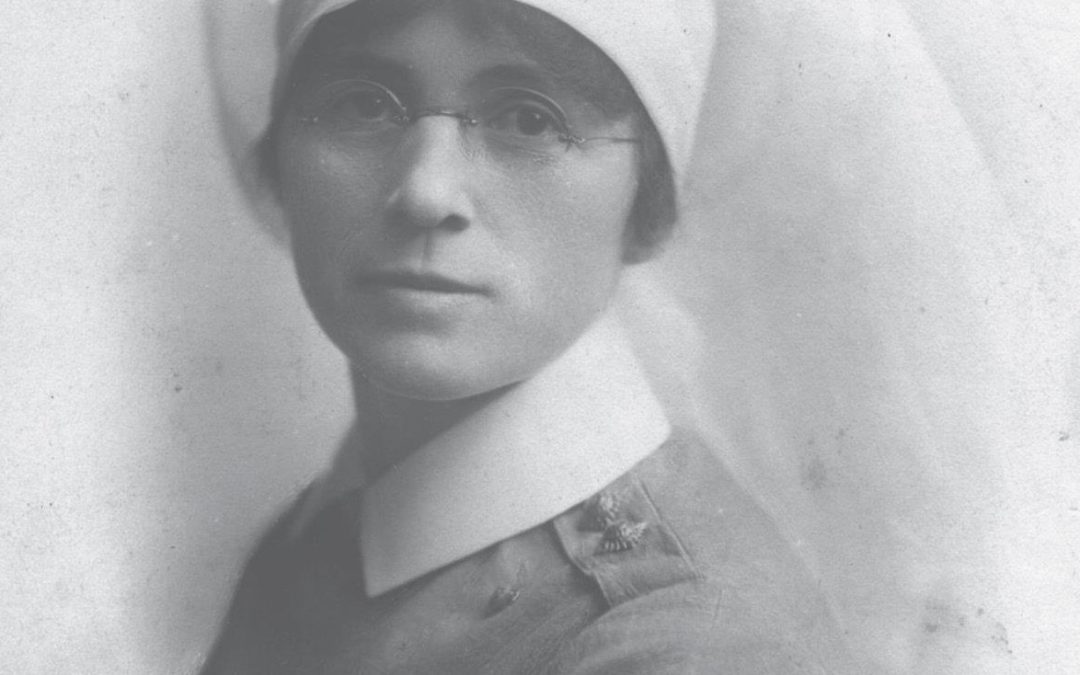 Help Us, Serve England: First World War Military Nursing and National Identities