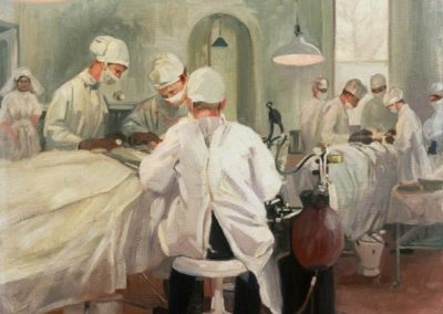 John-Hodgson-Lobley-The-Queen-s-Hospital-for-Facial-Injuries-Frognal-Sidcup-The-Operating-Theatre