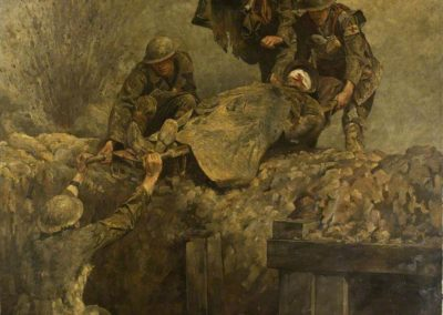 Stretcher Bearers of the Royal Army Medical Corps